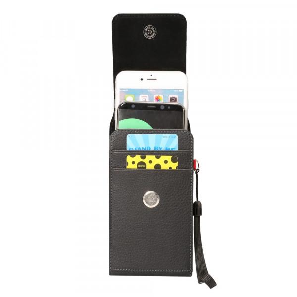Universal - 2er Gurttasche L mit Kartenfächer schwarz