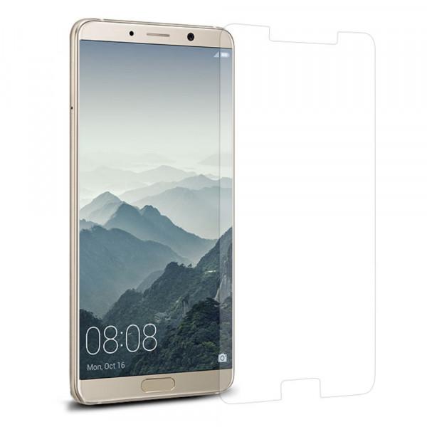 Huawei Mate 10 - Ultra dünnes Panzerglas Glas Schutzfolie transparent