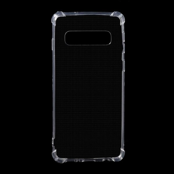 Galaxy S10 - Ultra dünne Silikon Gummi Hülle transparent